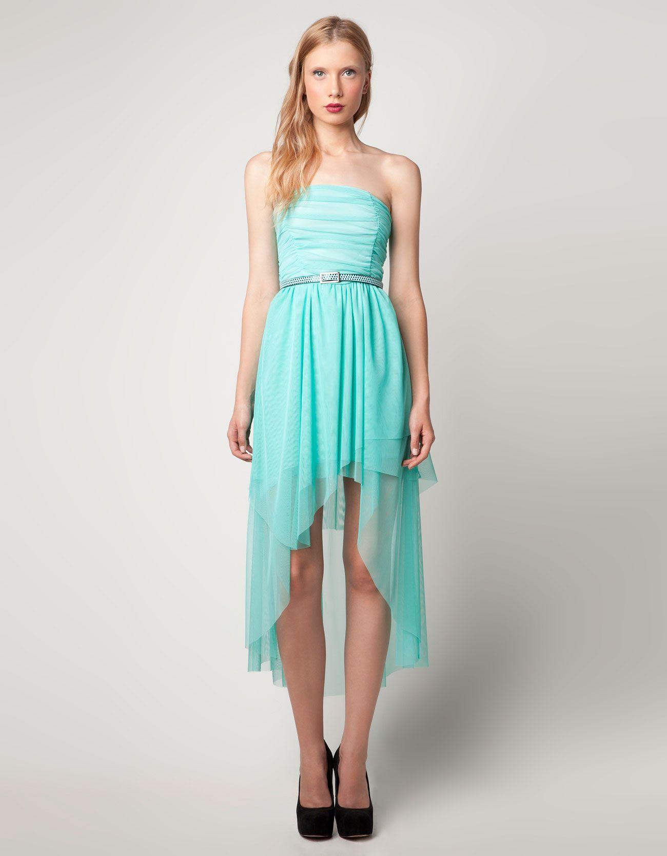 Bershka México - Vestido Bershka tul | My Style | Pinterest ...
