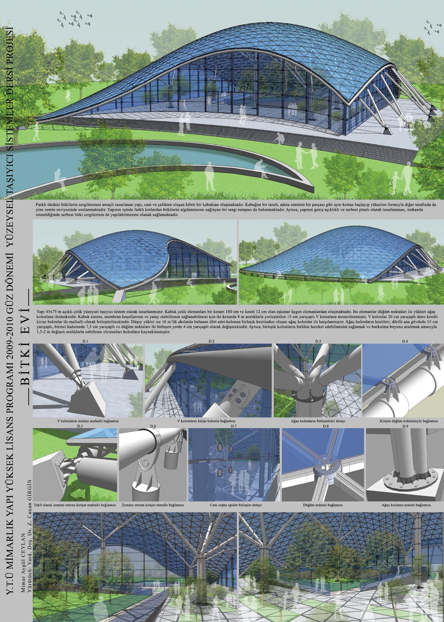 Ta Y C Sistem Tasar M Posterleri - Structural Design