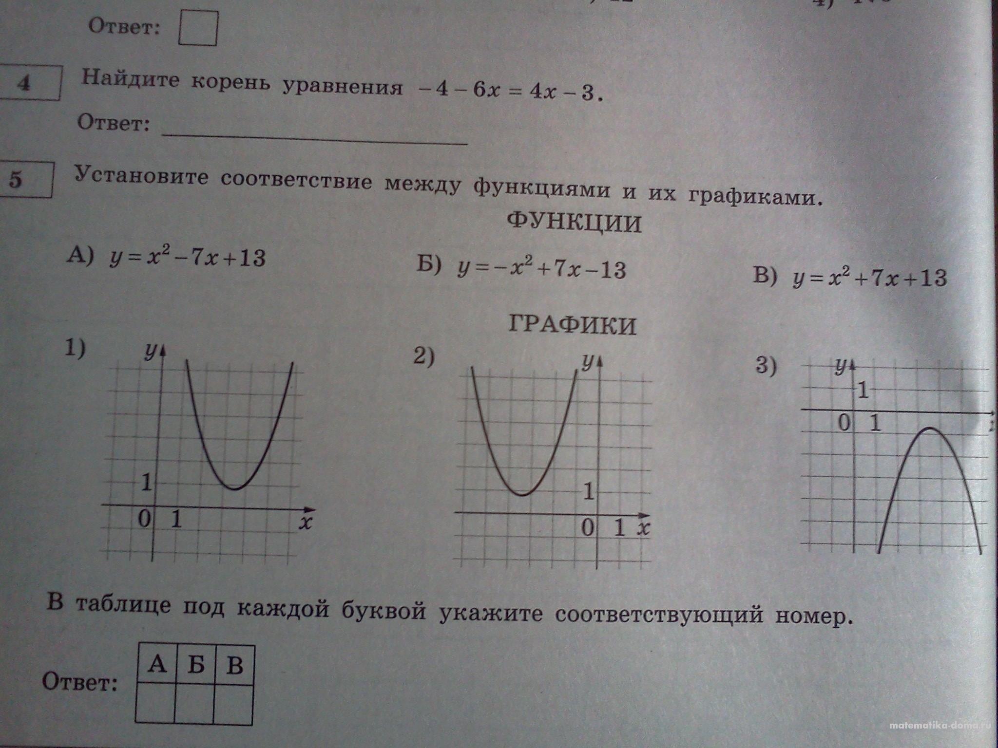Гиа 9 класс ященко гдз