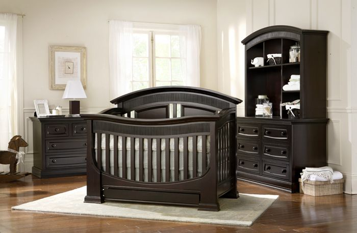 Baby Appleseed Chelmsford Crib And Davenport Case Goods Collection Little Boy Blue Baby Nursery Furniture Baby Cribs Baby Furniture