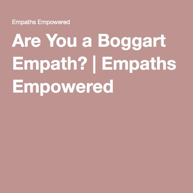 Are You A Morphing Empath Empath Empowerment Health