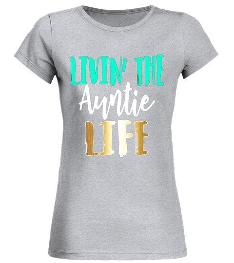 acf73f7c9 Living The Auntie Life Cute Mermaid Colors Aunt Apparel diving shirt,scuba  diving shirt,