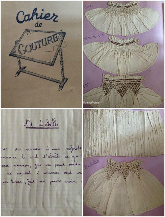 FleaingFrance......French sewing/needlework sampler
