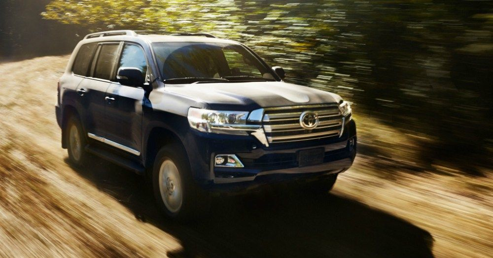 Toyota Suv Names >> 2016 Toyota Land Cruiser The Luxury Suv Without The Name