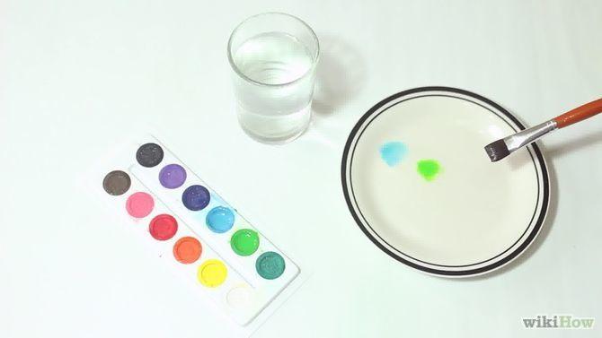 Cómo Mezclar Colores Para Obtener Un Color Turquesa Mezcla De Colores Como Mezclar Colores Color Turquesa