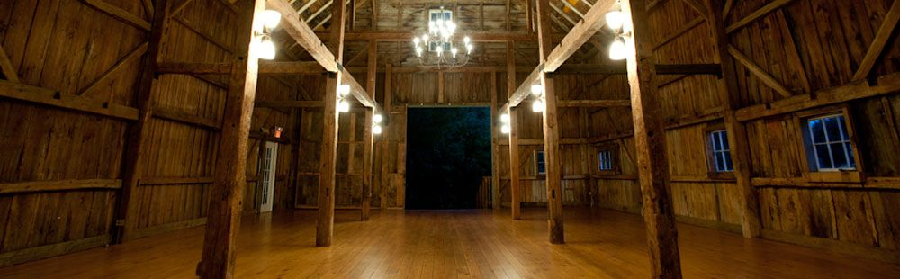 The Barn on Walnut Hill in Yarmouth, ME.....lovely, but ...