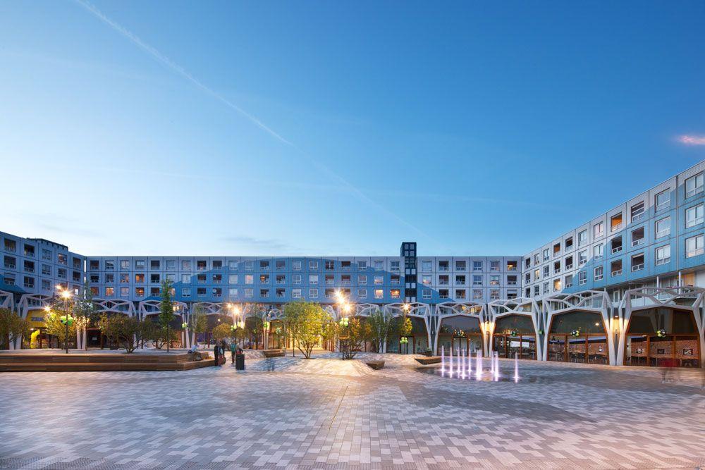 Blooming city nieuwegein by bureau b b « landscape architecture