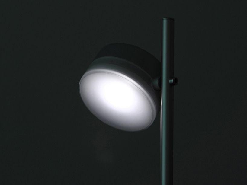LED solar lamp, outdoor lighting, spot2