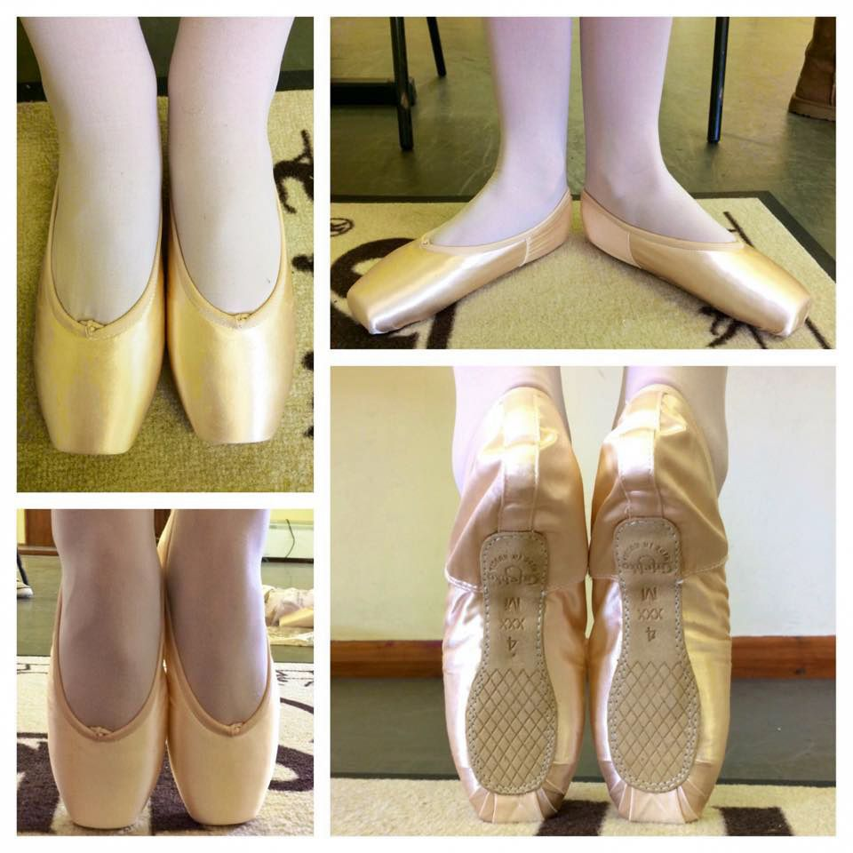 First pointe shoes! First pointe shoe fitting in Grishko 2007 pointe shoes - pointe shoe fitting - pointe shoe fitter - Grishko pointe shoes