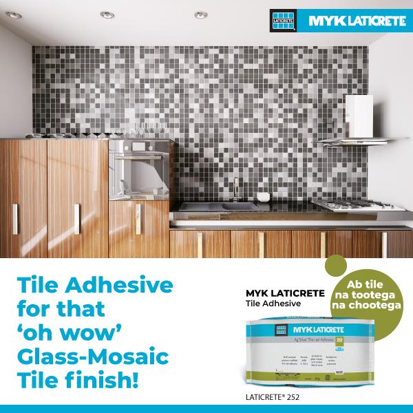 Laticrete 252 Mosaic Tiles Adhesive Tiles Flexible Tile