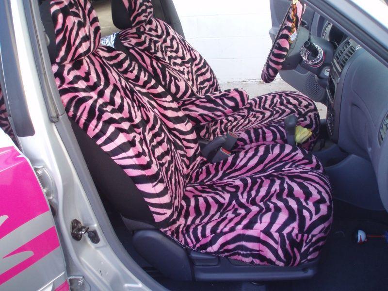 My dream car seat covers :) | I\'m A Pink Princess. | Pinterest ...