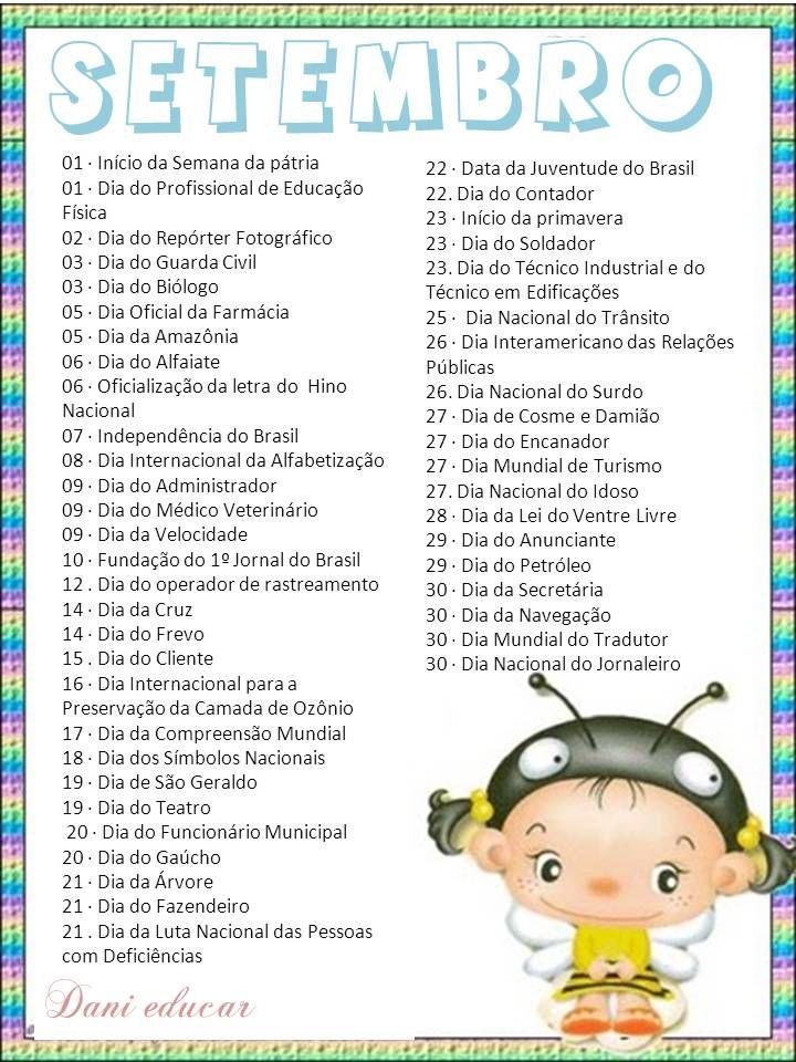 Muitas vezes sugestões de datas comemorativas mês de agosto | Selma Carvalho  NA83