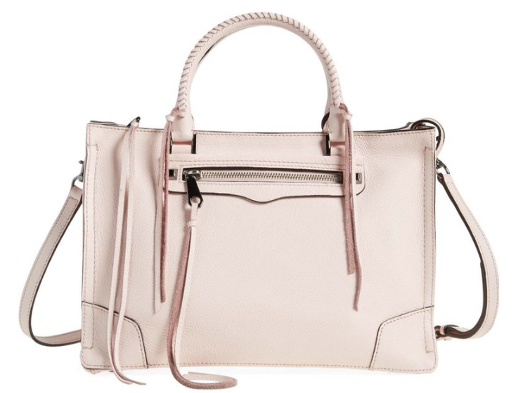 Love this pretty Rebecca Minkoff satchel