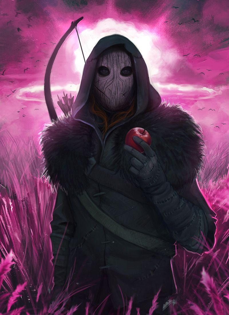 The Judge Far Cry New Dawn Fantasy Character Design Dark