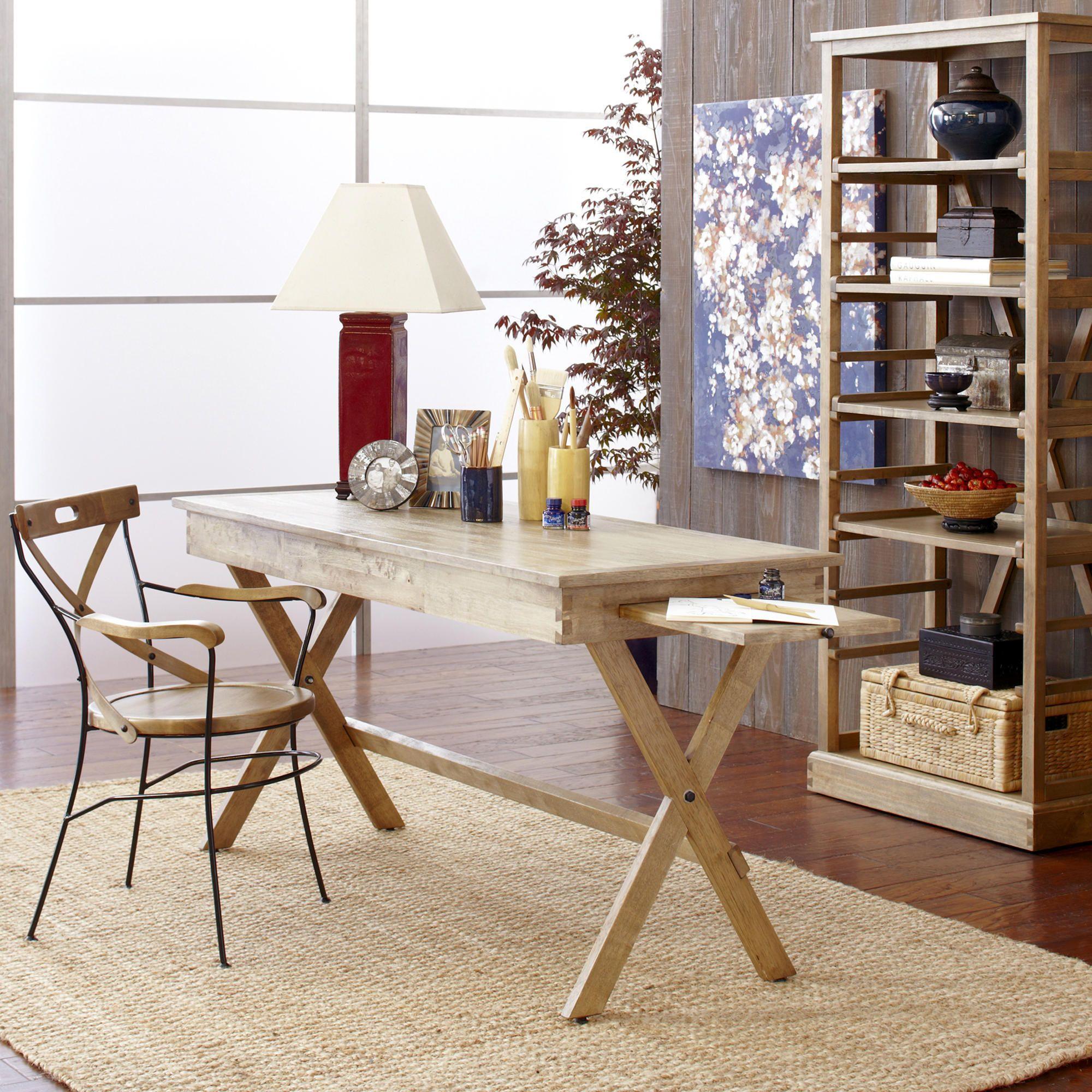 Campaign Desk World Market Love This Desk As My Workspace