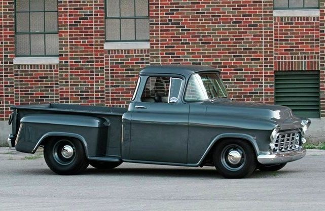 pin by rusty littleton on 1955 chevrolet truck chevy pickup trucks chevy pickups 57 chevy trucks pinterest
