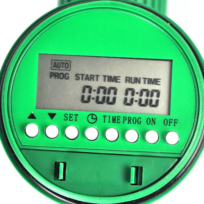 Click To Buy U003cu003c LCD Display Automatic Electronic Water Timer Garden  Irrigation Controller