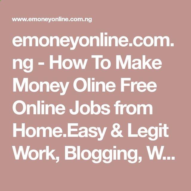 Legit free online