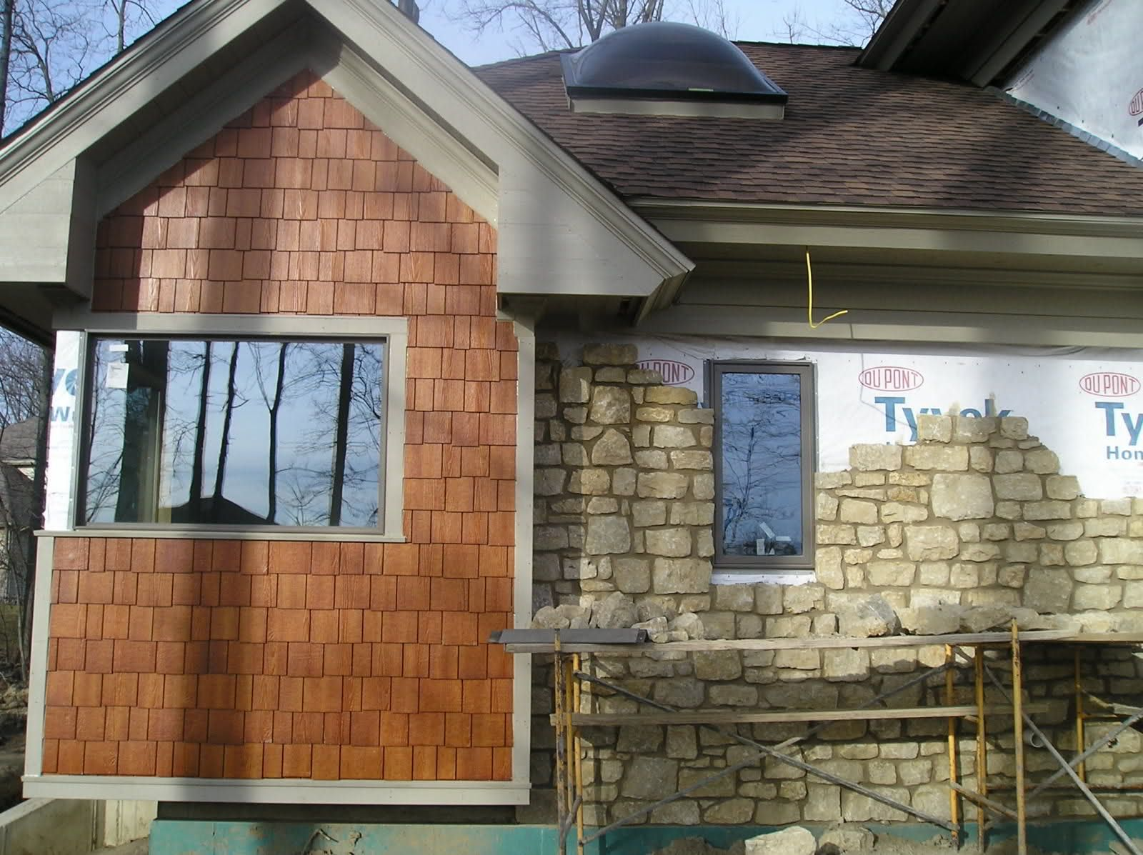 Best Cedar Shake Homes We Used Hardiplank Stained With 640 x 480