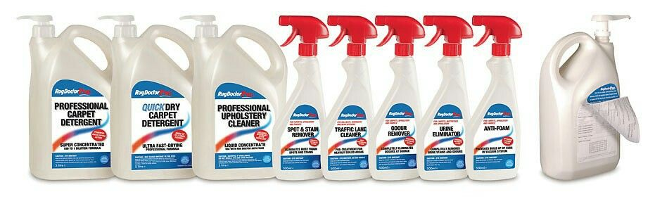 Pro Upholstery Cleaning Solutions Rug Doctor