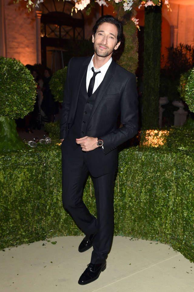 El feo mas guapo del planeta tierra <3 Adrien Brody!