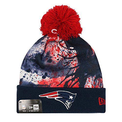 New Era NFL Scenic Cover Splatter Team Pom Beanie (Patriots) NFL http://www.amazon.com/dp/B018Y82RP0/ref=cm_sw_r_pi_dp_Z4nAwb1B2FKV3