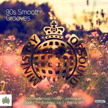 descargar pack de hip hop y soul 90s Smooth Grooves: Ministry Of Sound  (Explicit