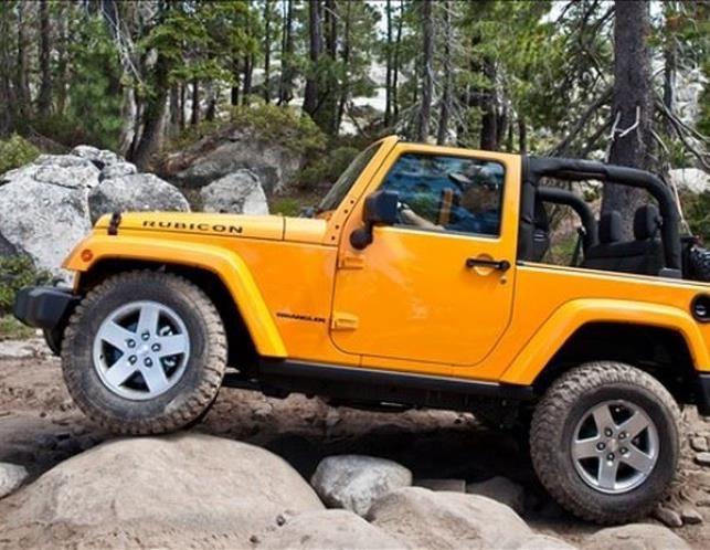 Convertible 16 Jeep Wrangler 1986 2014 Hay Pocos Vehiculos Tan Convertibles Como El Jeep Wrangler 2013