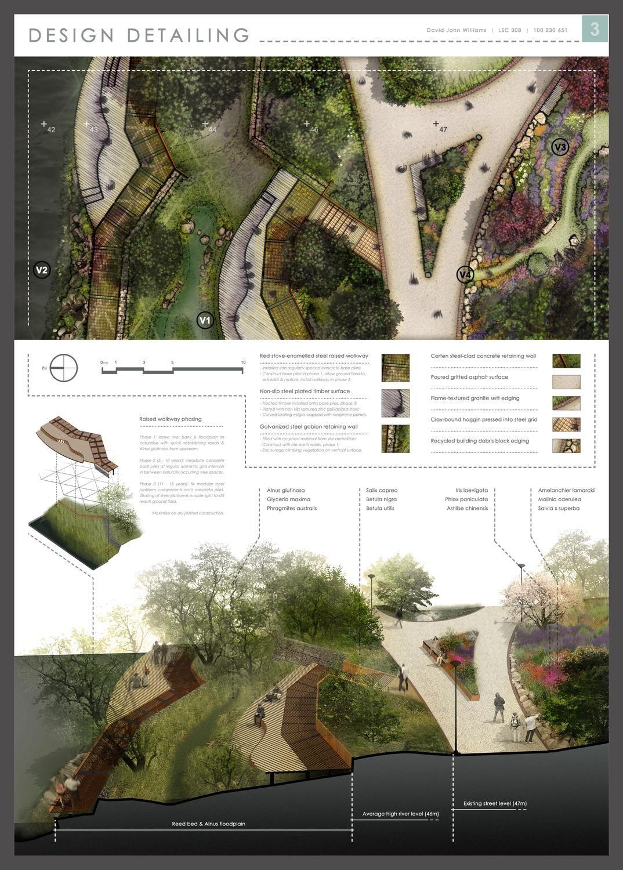 David Williams Integrated Design Project 2013 Landscape Design Landscape Architecture Design Landscape Architecture