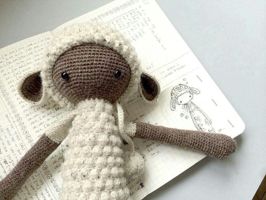 Muñecas | creative | Pinterest | Muñecas y Ganchillo