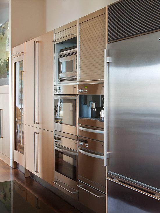 Hide Appliances Design, Pictures, Remodel, Decor and Ideas ...