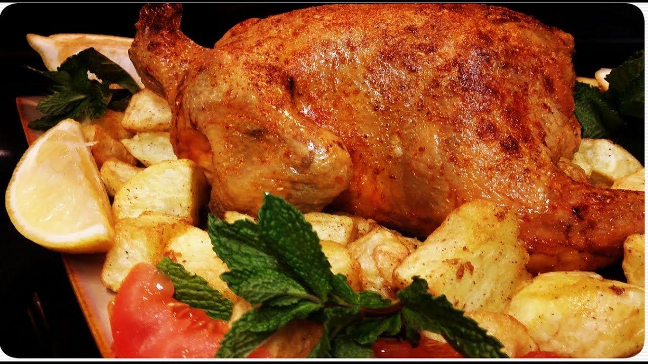 بهذه طريقه الشوي اضمن لكم حتى العظم راح يستوي طريقه صحيه للشوي الدجاج Youtube Food Chicken Meat