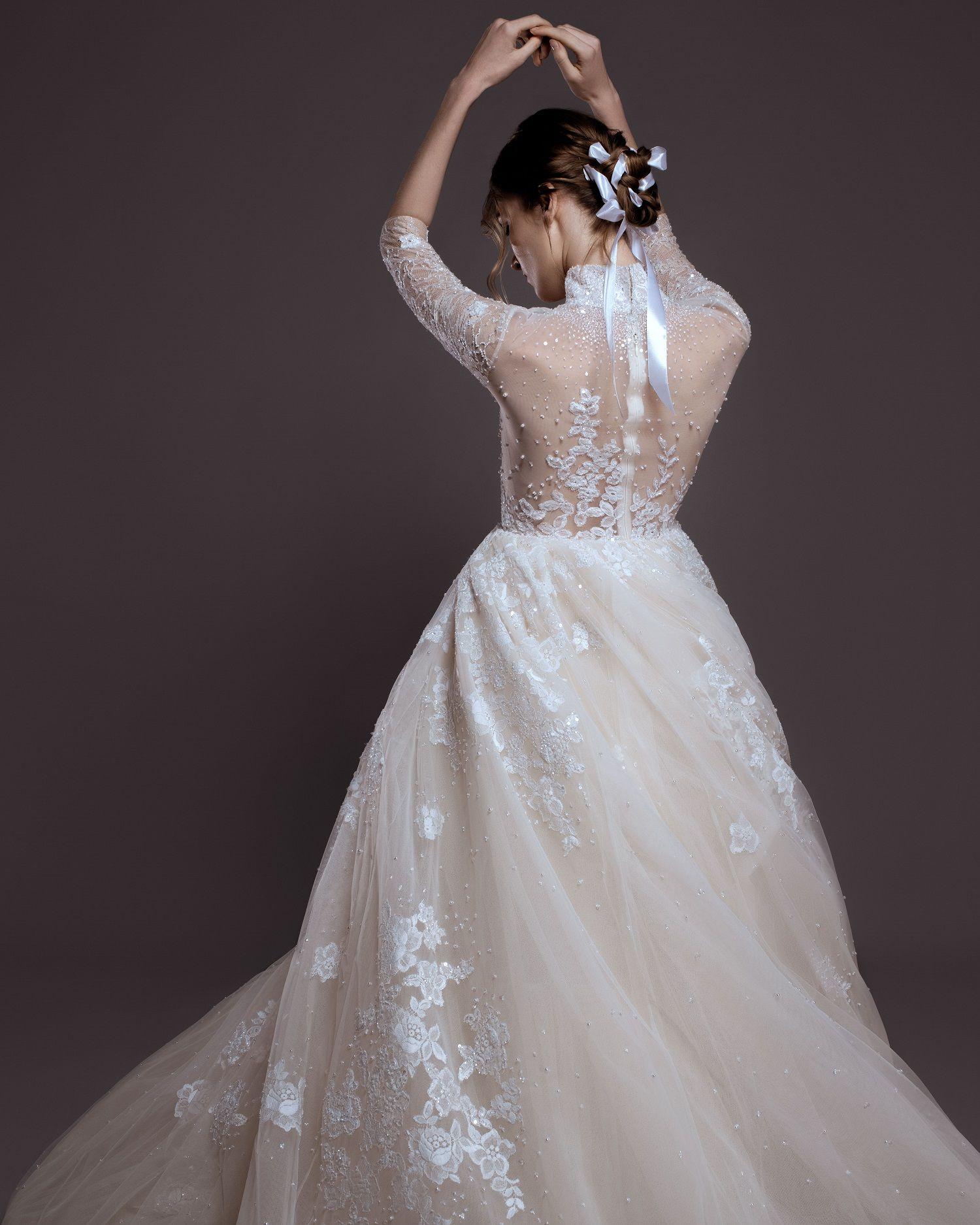 6bd26518a4f GEORGES HOBEIKA Bridal Spring Summer 2019 Available at Boutiques  TheRose   Bridal  SpringSummer  GEORGESHOBEIKA