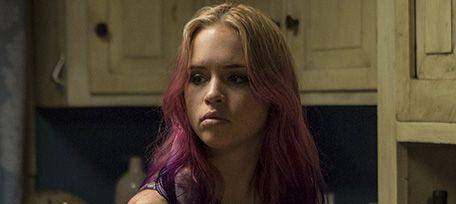 Girl Code Cast Purple Hair