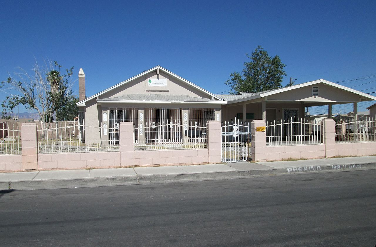 Harrison's Guest House in Clark County, Nevada.