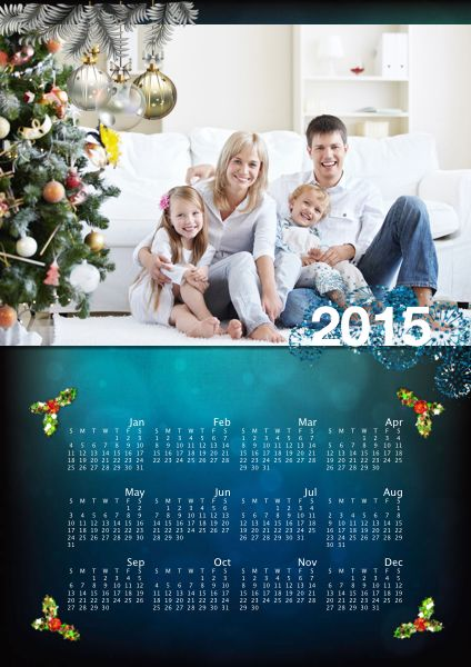 Designing family photo #calendar is the best way to capture
