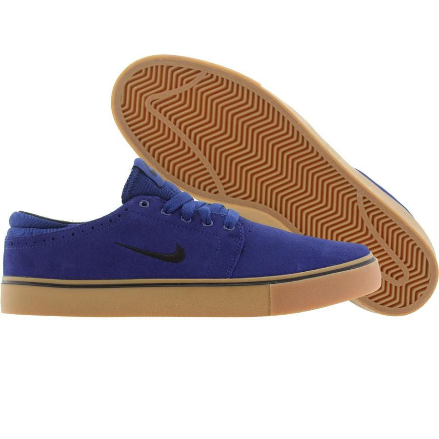 0e540caac11b Nike Zoom Team Edition SB (deep royal blue   black   gum medium brown)  487597-402 -  69.99