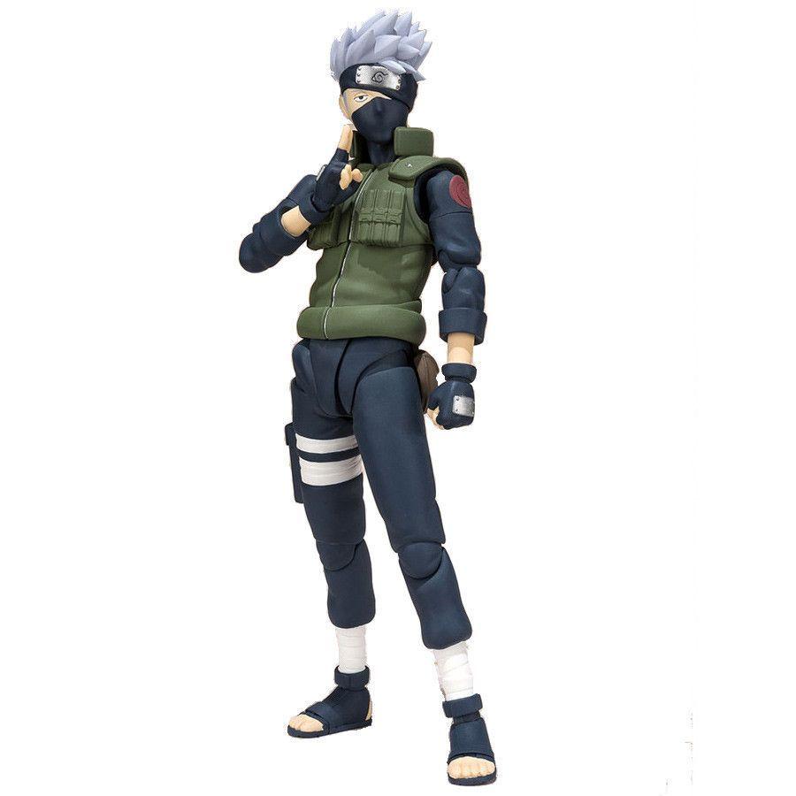 Hatake Kakashi Naruto Shippuden Sh Figuarts Action Figure