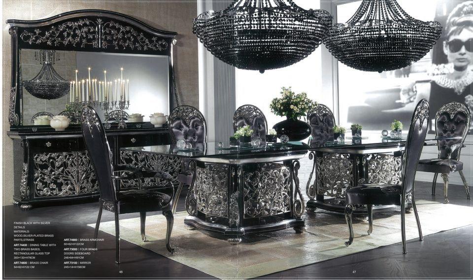 Good Versace+furniture | Versace Furniture Previous Next Dining Table 70000  Series