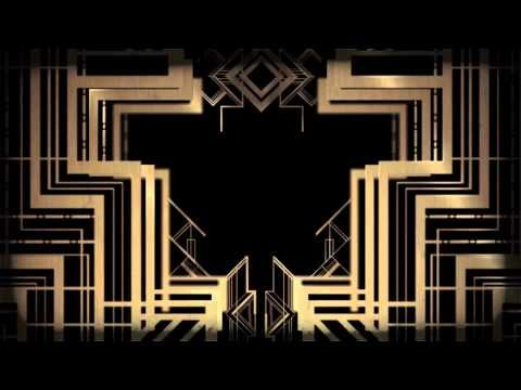 the great gatsby logo free template after effects youtube