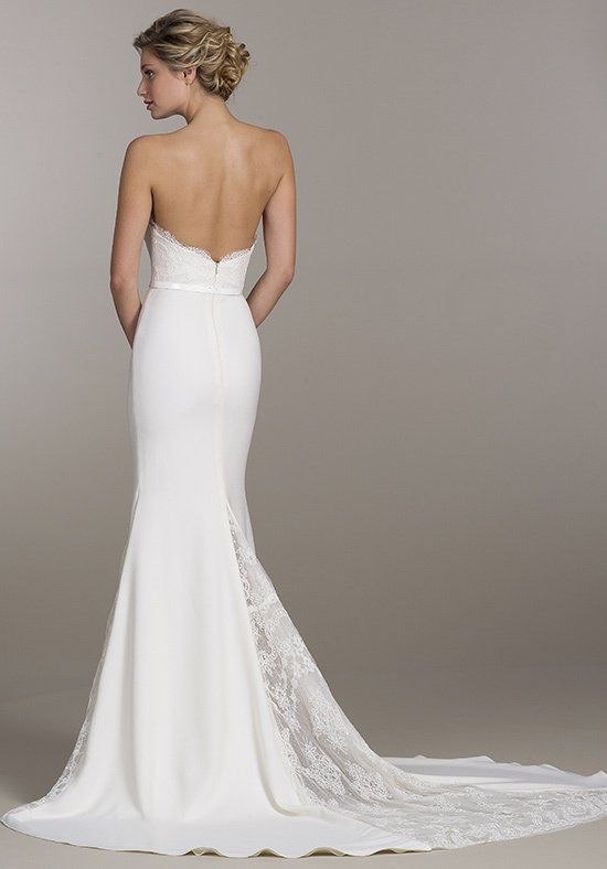 Like the back and fit | Wedding Dresses | Pinterest | Outfit ideen ...
