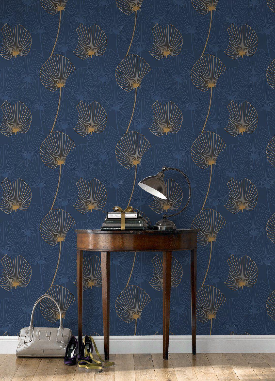 Des Papiers Peint Art Deco Leroy Merlin Papier Peint Art Deco Papier Peint Papier Peint Vinyle