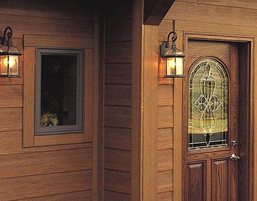 CertainTeed Stained Fiber Cement Lap Siding  Image Courtesy of CertainTeed Corp.