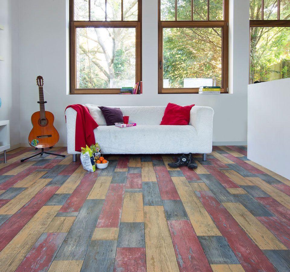 Pvc Bodenbelag Holz Optik Planken Vintage Bunt 400 Cm Breite Pro Qm 9 95 Kaufen Bei Hood De Pvc Bodenbelag Bodenbelag Boden