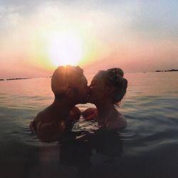Guten Morgen mein Schatz :* Ich liebe dich und vermisse dich <3 :(
