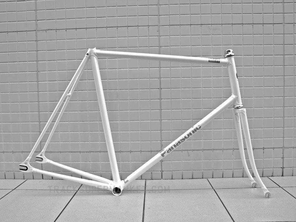 PANASONIC NJS Track Frame - Keirin Custom Order 47cm-63cm ...
