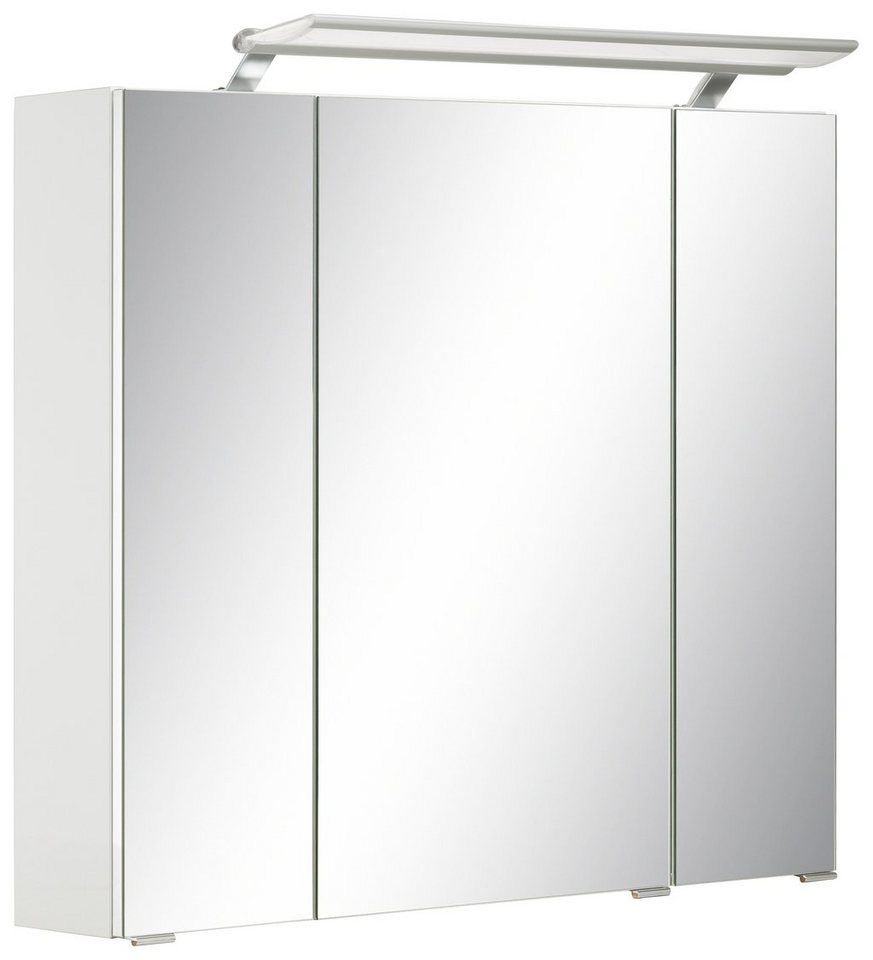 Schildmeyer Spiegelschrank Basic Hochwertige Metallbeschlage Online Kaufen Spiegelschrank Spiegelschranke Furs Bad Und Schrank
