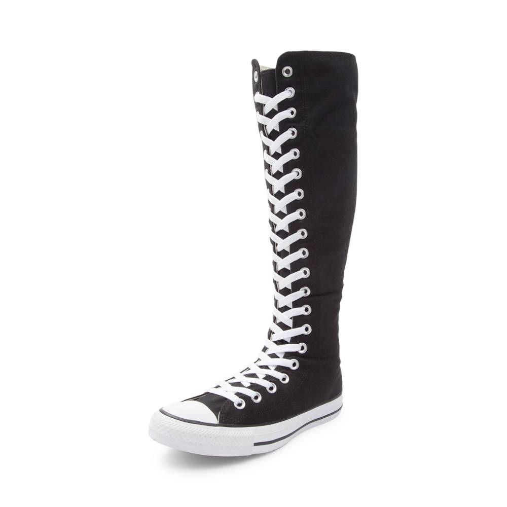 Converse Chuck Taylor All Star XX Hi Sneaker - Black White - 399300 ... 368edc0ac