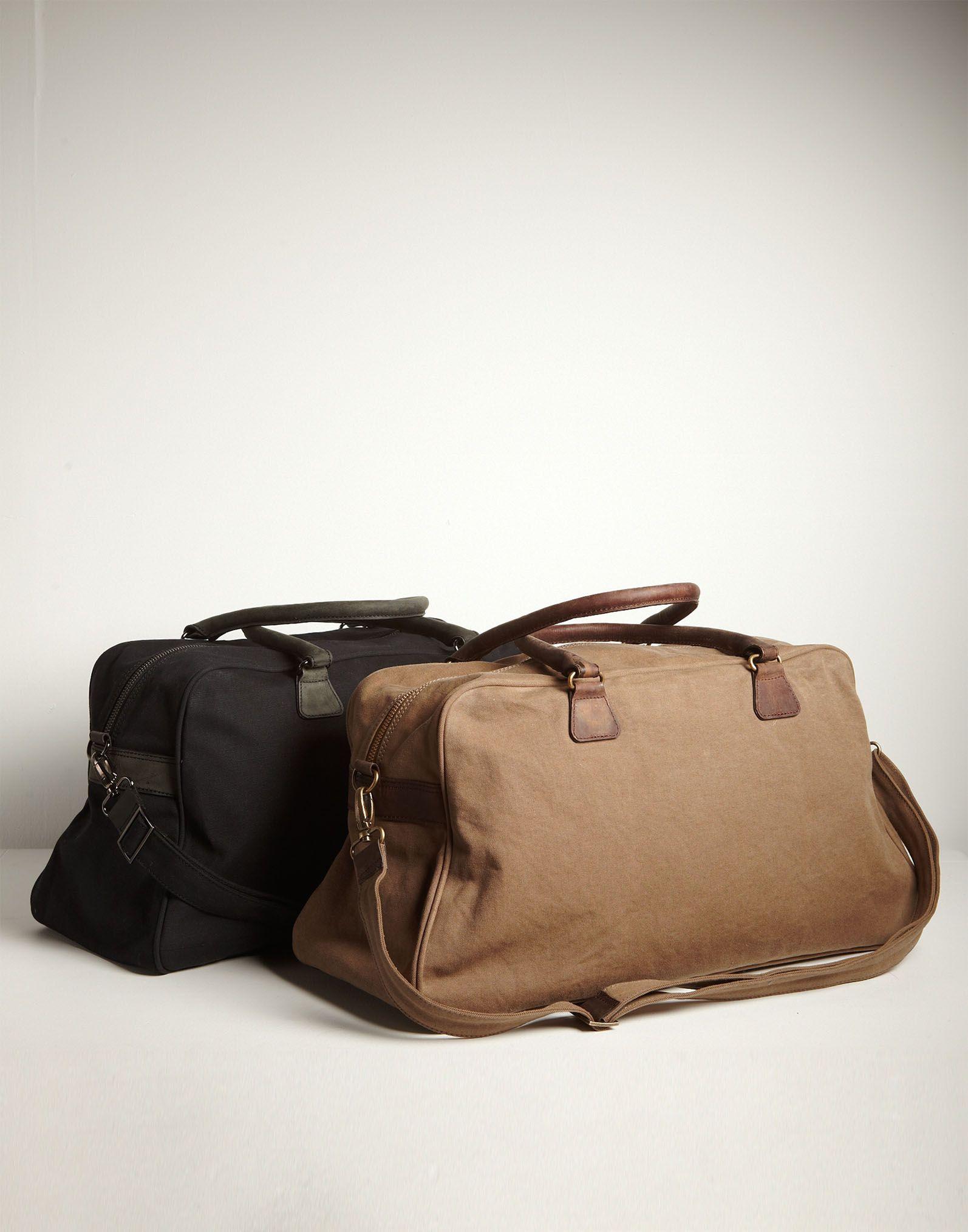 Dunderdon Canvas Weekender Bag (€79.95)
