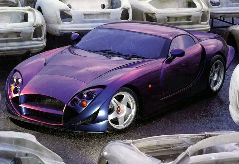 1997 TVR Speed 12 Prototype